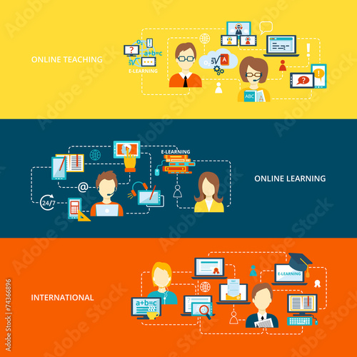 a study on e learning for teaching