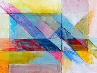 a detail from an abstract painting - fototapety na wymiar