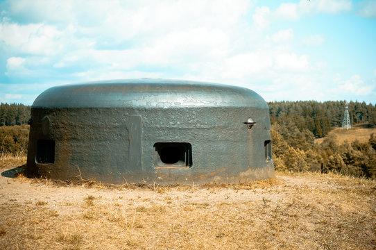 Pillbox in Polnd