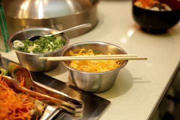 Asiatische Küche, Suppe