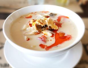 Photo Thai soup