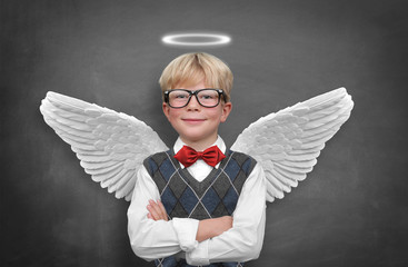 Schoolchild / Angel