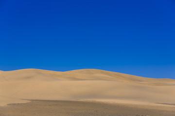 Maspalomas Duna - Desert in Canary island Gran Canaria