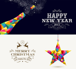 Happy New Year and Merry Christmas holidays