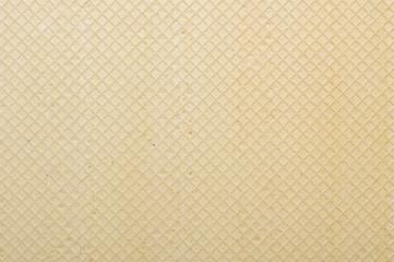 Waffle background