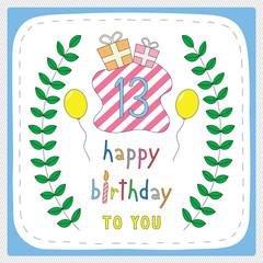 Happy birthday13