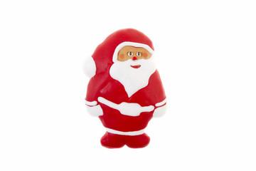 Gingerbread Santa Claus