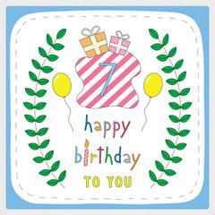 Happy birthday7