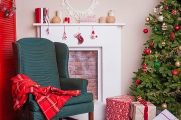 christmas interior