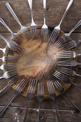Series of Forks