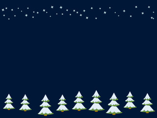 Christmas and New Year greeting card/repeating pattern