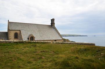 chapelle saint-they à la pointe du van