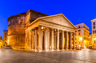 Wall Mural - Pantheon, Rome, Italy