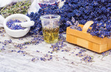 heilpflanze lavendel naturkosmetik stockfotos und lizenzfreie bilder auf bild. Black Bedroom Furniture Sets. Home Design Ideas