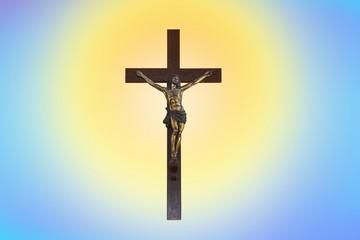 Jesus Christ gloria shine light