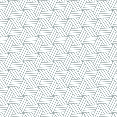 Geometric ornamental pattern background. Vector graphic template
