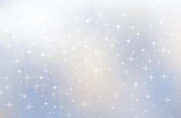 Vector stars background.