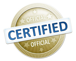 official certified