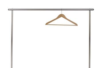Empty Hangers or Rack