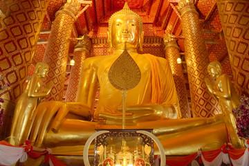 Large Buddha image