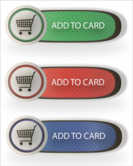 Add to card buttons