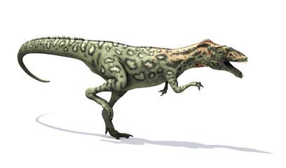 Masiakasaurus Dinosaur Running