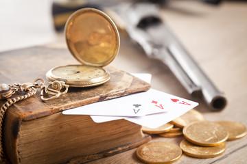 crime and gambling