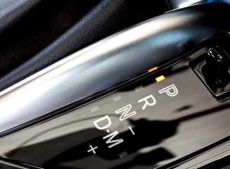 automatic gear shift position indicator