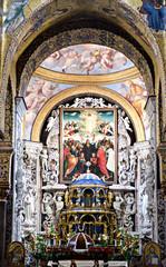 Altar of Byzantine Church