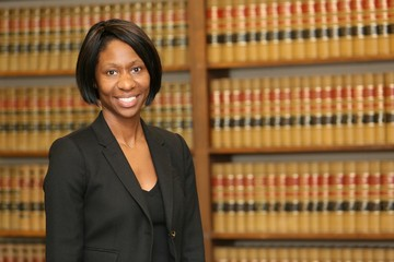 Woman Lawyer, African American