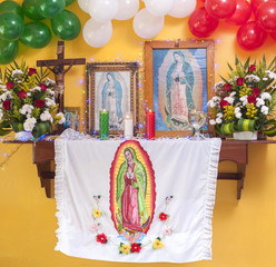 Altar to the Virgin
