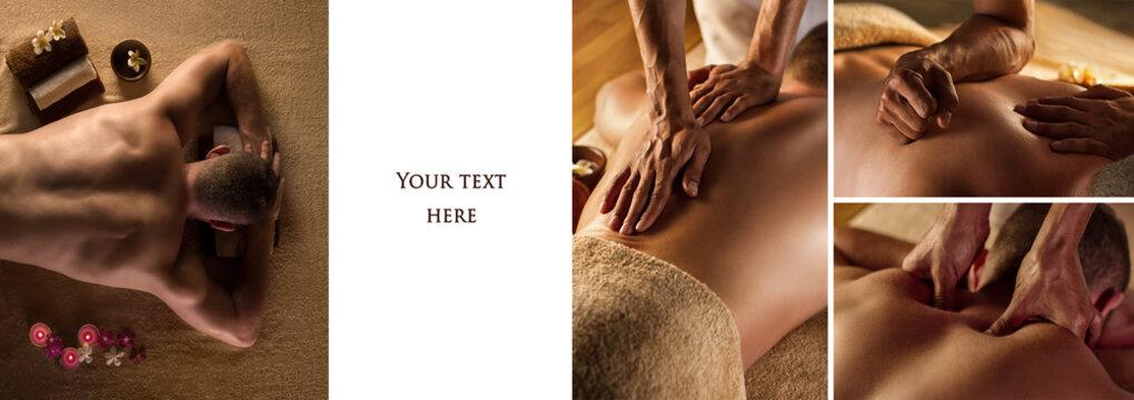 Massage layout
