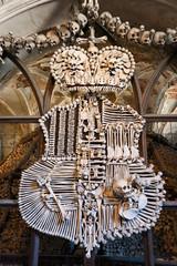 Sedlec ossuary, Kutna Hora (UNESCO), Czech republic