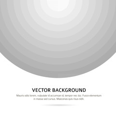 stylish-gray-background-radial-circles-cover-brochure