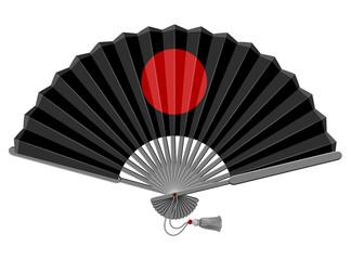 Foldind fan