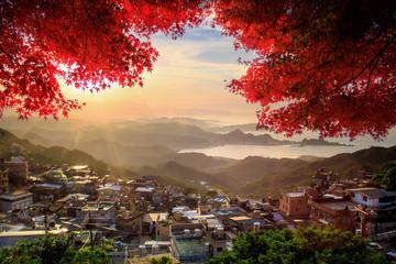 Image of beatiful landscape, Taiwan