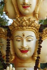 Tempelfigur in Südostasien