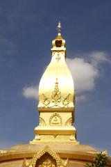 goldener Tempel in Asien