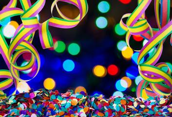 Neujahr nacht