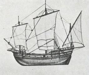 Pinta - one of Columbus ships