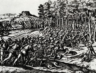 Death of Magellan - Battle of Mactan