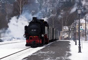 Schmalspurbahn Zittau - Oybin -Johnsdorf