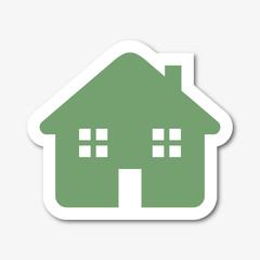Logo maison.