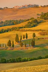 Wall Mural - Tuscany Autumn Landscape Italy