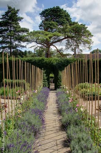 """""""jardin anglais"""" photo libre de droits sur la banque d ..."""