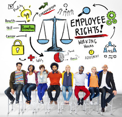 Employee Rights Equality People Concept