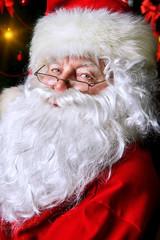 old kind santa