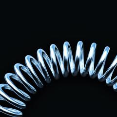 metal springer