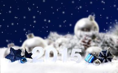Karte Neujahr Jahreswechsel