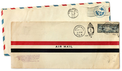 Two Postal Covers